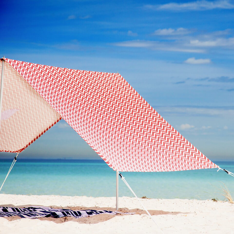 Bondi Beach Tent Designed In Australia For Beach Lovers