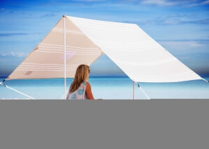 Lovin Summer Beach Tents Round Towels Beach Chairs